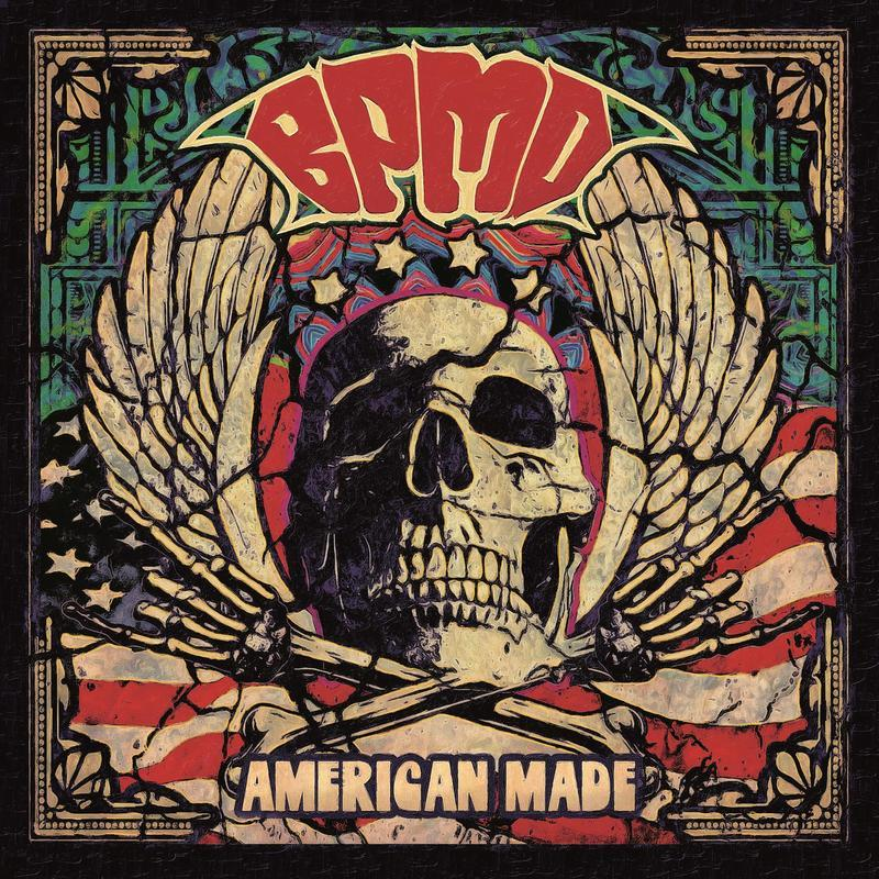 BPMD - American Made - CD - New