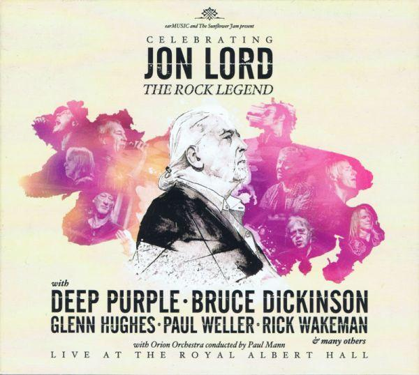 Lord, Jon - Celebrating Jon Lord (Vinyl + Blu-Ray) - Vinyl - New