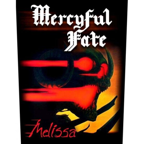 Mercyful Fate - Melissa - Sew-On Back Patch