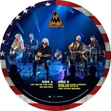 Def Leppard - Acoustic In Vegas (Picture Disc 10 inch) - Vinyl - New