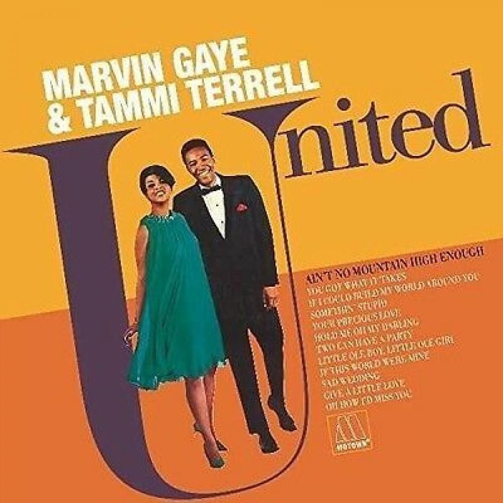 Gaye, Marvin - United (Marvin Gaye Tammi Terrell) (180g remaster with download code) - Vinyl - New