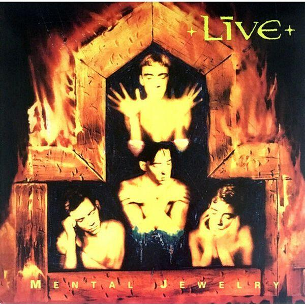 Live - Mental jewelry (180g remaster with download code) - Vinyl - New