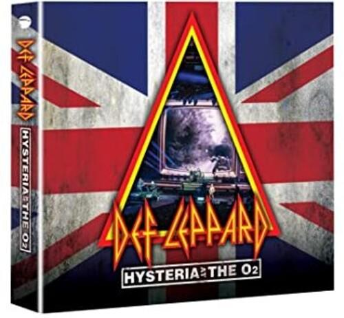 Def Leppard - Hysteria At The O2 (2CD/DVD) (R0) - CD - New