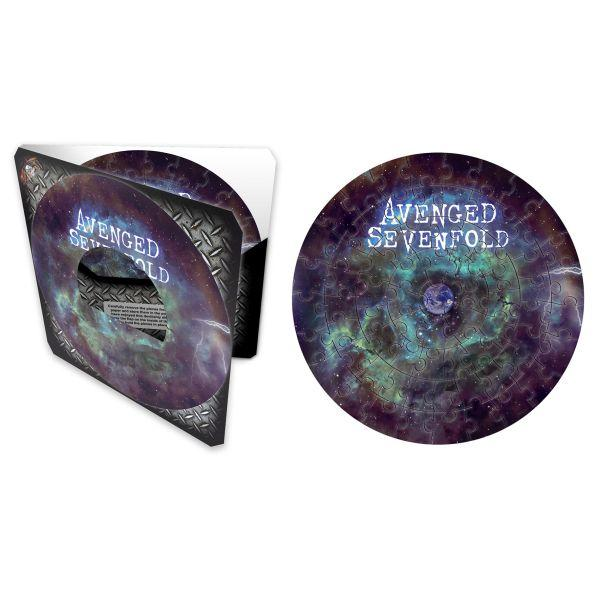 Avenged Sevenfold - 72 Piece 180mm Dia. Jigsaw Puzzle (The Stage)