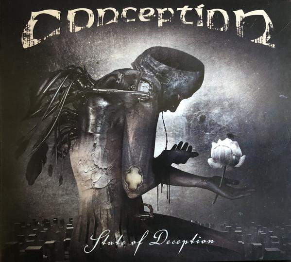 Conception - State Of Deception - CD - New
