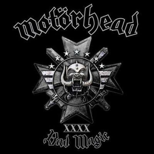 Motorhead - Bad Magic (Gold Picture Disc) - Vinyl - New