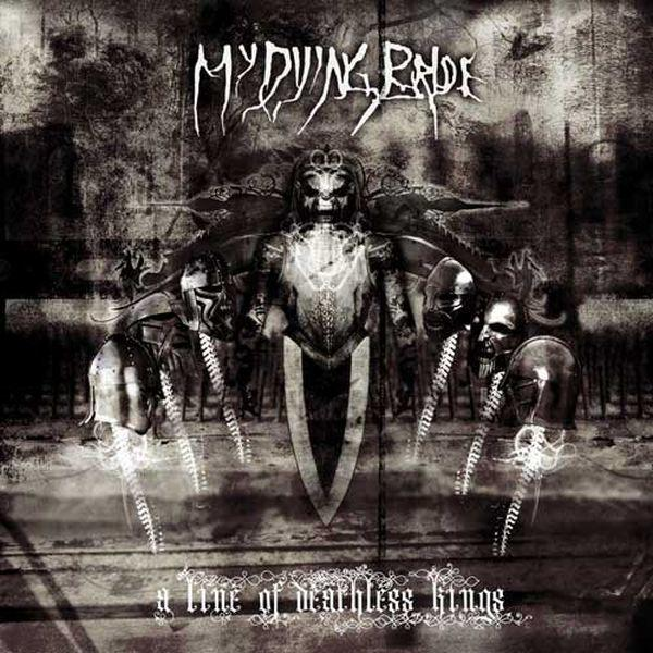 My Dying Bride - Line Of Deathless Kings, A - CD - New