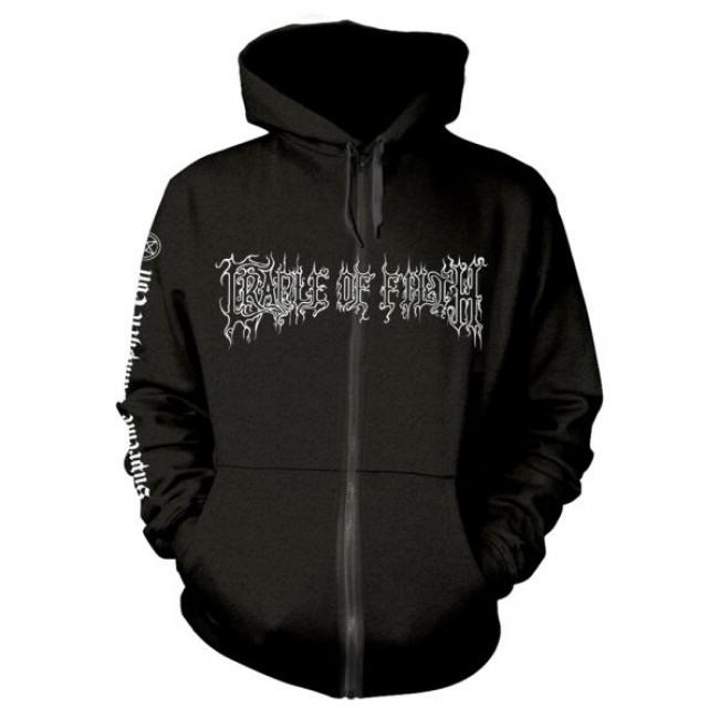 Cradle Of Filth - Zip Hoodie (The Principle Of Evil Made Flesh)