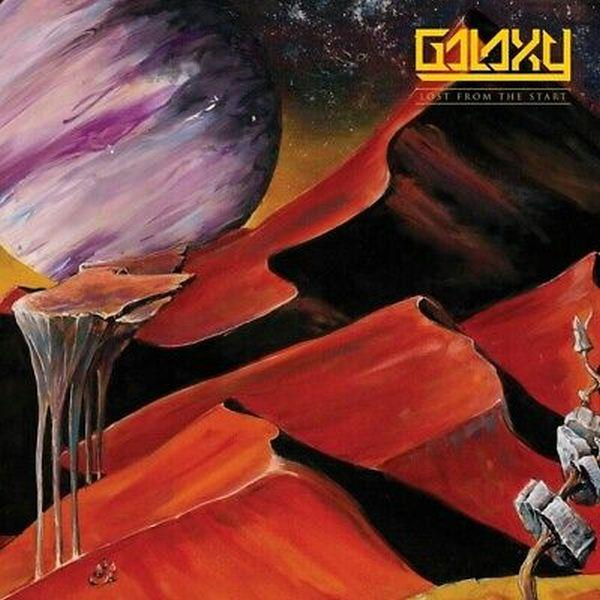 Galaxy - Lost From The Start (12 Inch EP) (signed by vocalist Phil King) - Vinyl - New