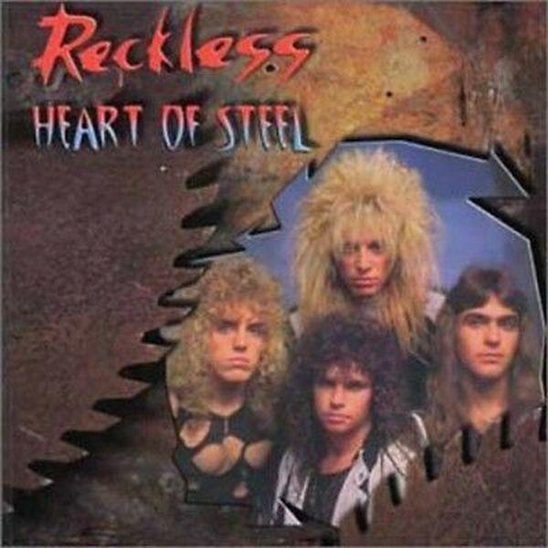 Reckless - Heart Of Steel (2001 reissue) - CD - New