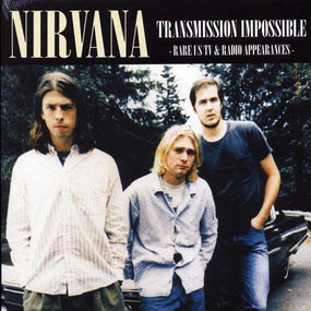 Nirvana - Transmission Impossible - Vinyl - New