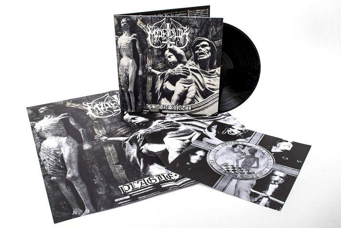 Marduk - Plague Angel (180g 2018 gatefold reissue w. poster) - Vinyl - New
