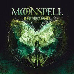 Moonspell - Butterfly Effect, The (Ltd. Ed. 2020 Blue Vinyl gatefold reissue) - Vinyl - New