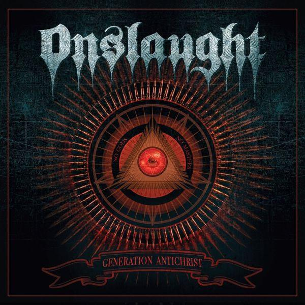 Onslaught - Generation Antichrist - CD - New
