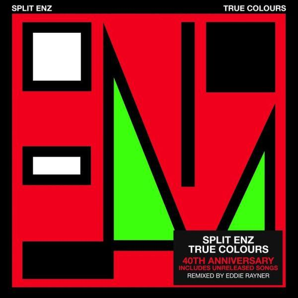 Split Enz - True Colours (40th Ann. Ed. w. 7 bonus tracks) - CD - New