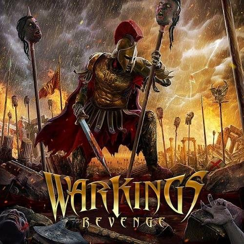 Warkings - Revenge (w. bonus track) - CD - New