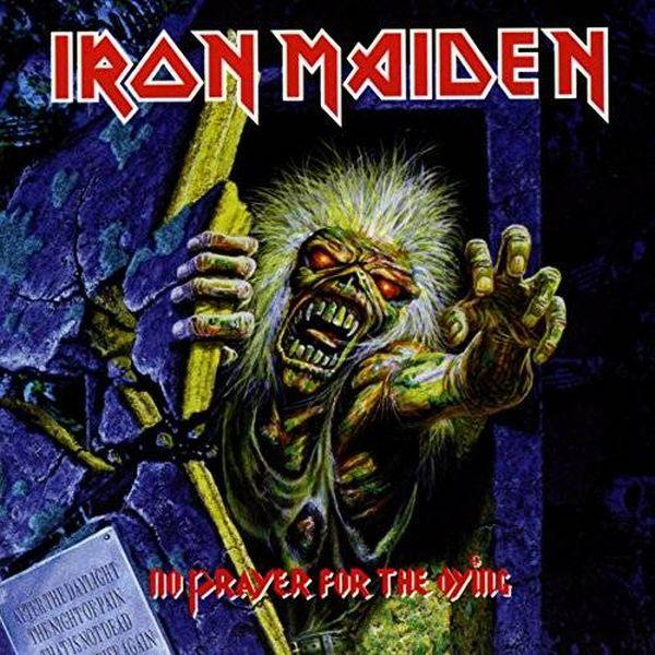 Iron Maiden - No Prayer For The Dying (U.S. 180g 2017 Reissue) - Vinyl - New