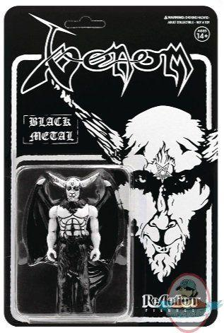 Venom - Black Metal (GOAT) 3.75 inch Super7 ReAction Figure