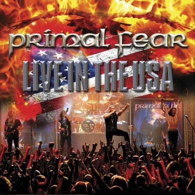 Primal Fear - Live In The USA (2020 reissue) - CD - New