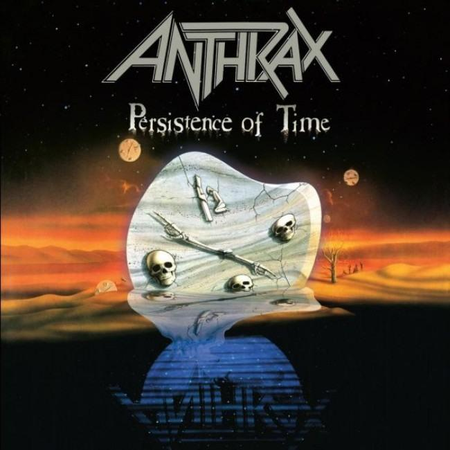 Anthrax - Persistence Of Time (30th Ann. Deluxe Ed. 4LP gatefold) - Vinyl - New