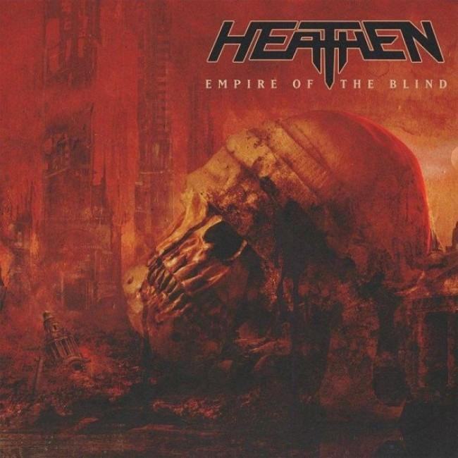 Heathen - Empire Of The Blind (Euro.) - CD - New
