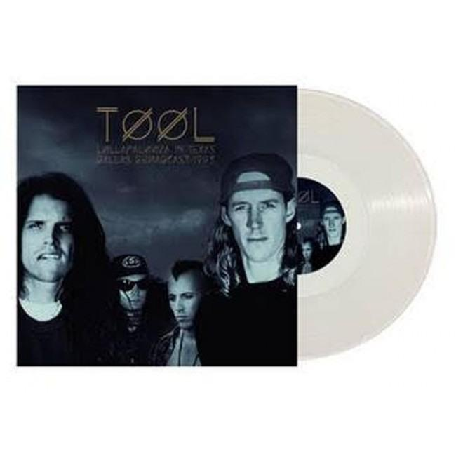 Tool - Lollapalooza In Texas - Dallas Broadcast 1993 (Ltd. Ed. Clear Vinyl gatefold) - Vinyl - New