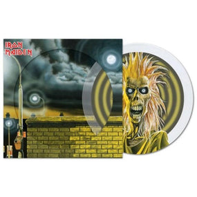 Iron Maiden - Iron Maiden (Ltd. 40th Ann. Ed. Crystal Clear Picture Disc) - Vinyl - New