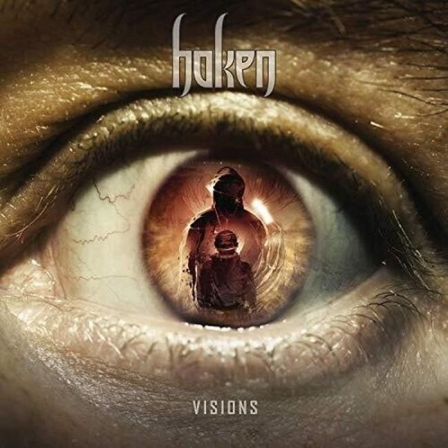 Haken - Visions (2019 jewel case reissue) - CD - New