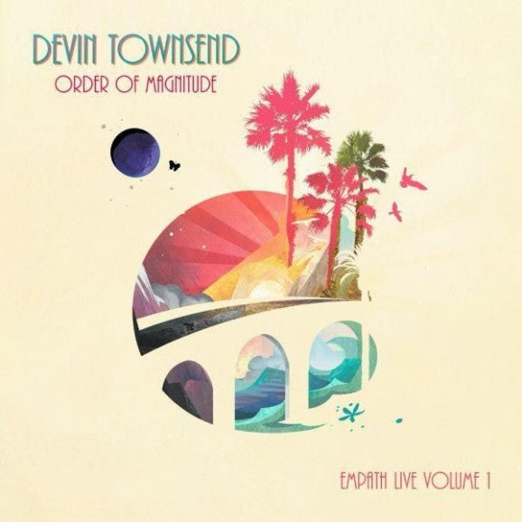 Townsend, Devin - Order Of Magnitude - Empath Live Volume 1 (RA/B/C) - Blu-Ray - Music