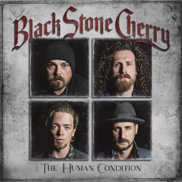 Black Stone Cherry - Human Condition, The (Ltd. Ed. CD Box w. 4 guitar picks, 4 postcards + 2 coasters) - CD - New