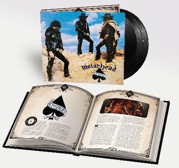 Motorhead - Ace Of Spades (40th Ann. Deluxe Ed. 3LP gatefold w. book) - Vinyl - New