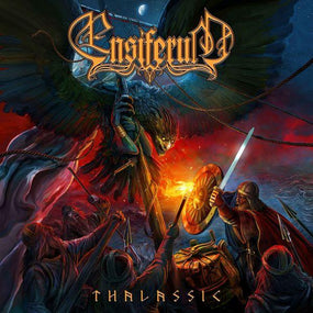 Ensiferum - Thalassic (Ltd. Ed. Euro. digi. w. 2 bonus tracks) - CD - New
