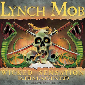 Lynch Mob - Wicked Sensation  - Reimagined (30th Ann. Coll. Ed.) - CD - New