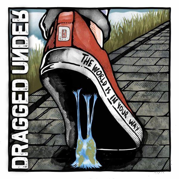 Dragged Under - World Is In Your Way, The - CD - New - PRE-ORDER