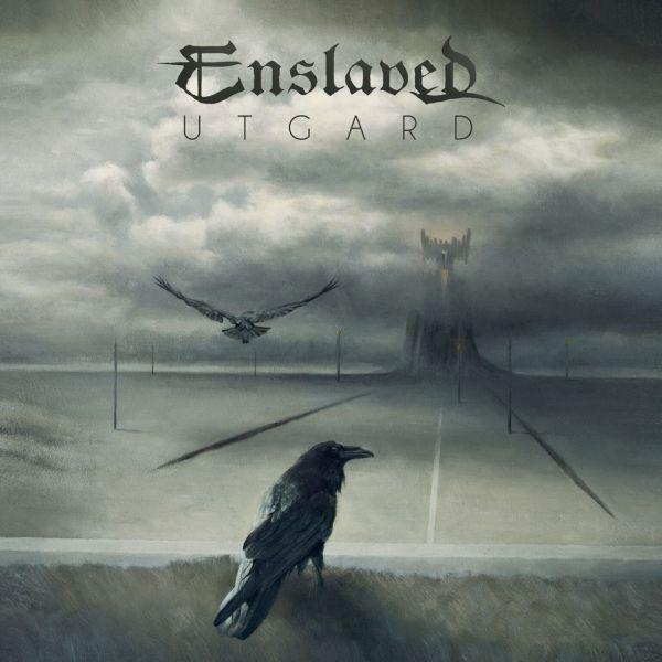 Enslaved - Utgard (Ltd. Ed. Black Vinyl gatefold) (Euro.) - Vinyl - New