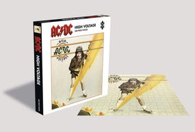 ACDC - 500 Piece Jigsaw Puzzle (High Voltage)