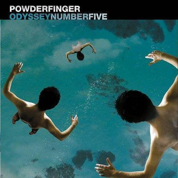 Powderfinger - Odyssey Number Five (20th Ann. Ed. gatefold reissue) - Vinyl - New