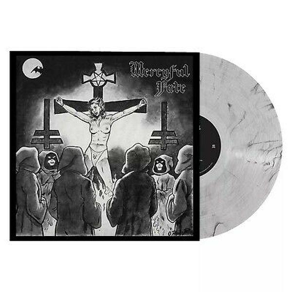 Mercyful Fate - Mercyful Fate EP (Ltd. Ed. 2020 Clear w. Black Smoke Vinyl Reissue) - Vinyl - New