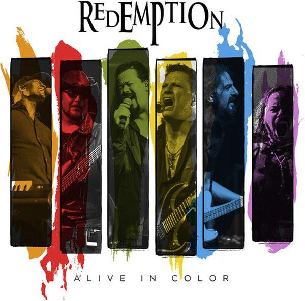 Redemption - Alive In Color (2CD/DVD) (R0) - CD - New