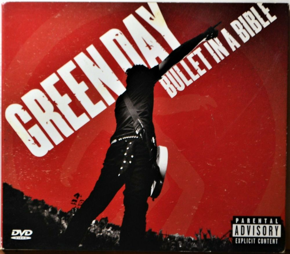 Green Day - Bullet In A Bible (CD/DVD) (R2/3/4/5) - CD - New