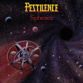 Pestilence - Spheres (2017 reissue) - Vinyl - New