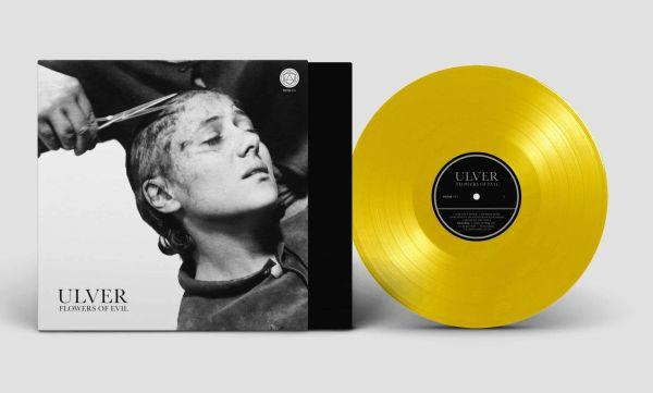 Ulver - Flowers Of Evil (Ltd. Ed. EXCLUSIVE Yellow Vinyl - 500 copies) - Vinyl - New