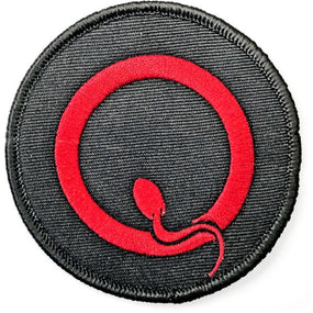 Queens Of The Stone Age - Q Logo Patch