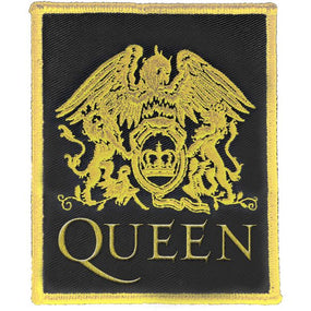 Queen - Classic Crest Patch