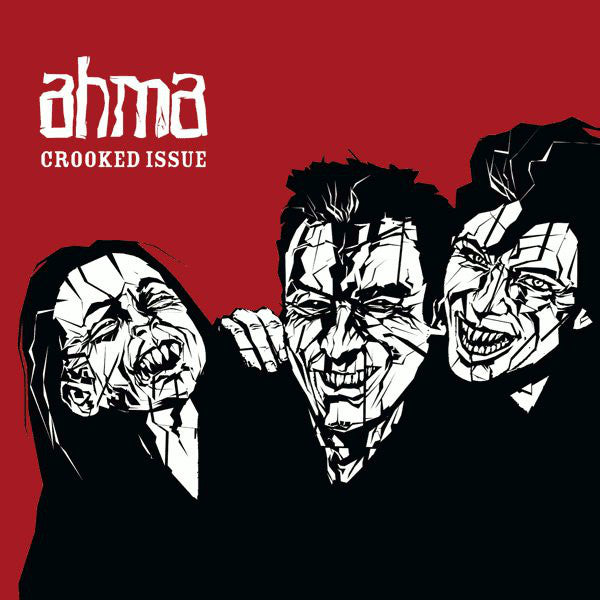 Ahma - Crooked Issue - CD - 2nd Hand