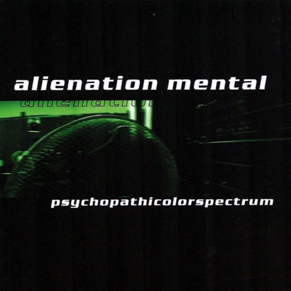 Alienation Mental - Psychopathicolorspectrum - CD - 2nd Hand
