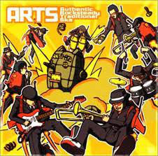 ARTS - Authentic Rocksteady Traditional Ska - CD - 2nd Hand
