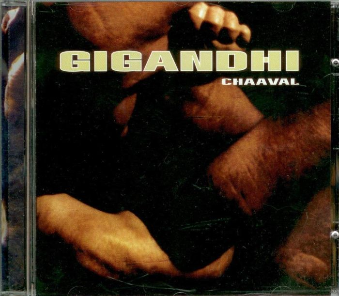 Gigandhi - Chaaval (RARE!) - CD - 2nd Hand