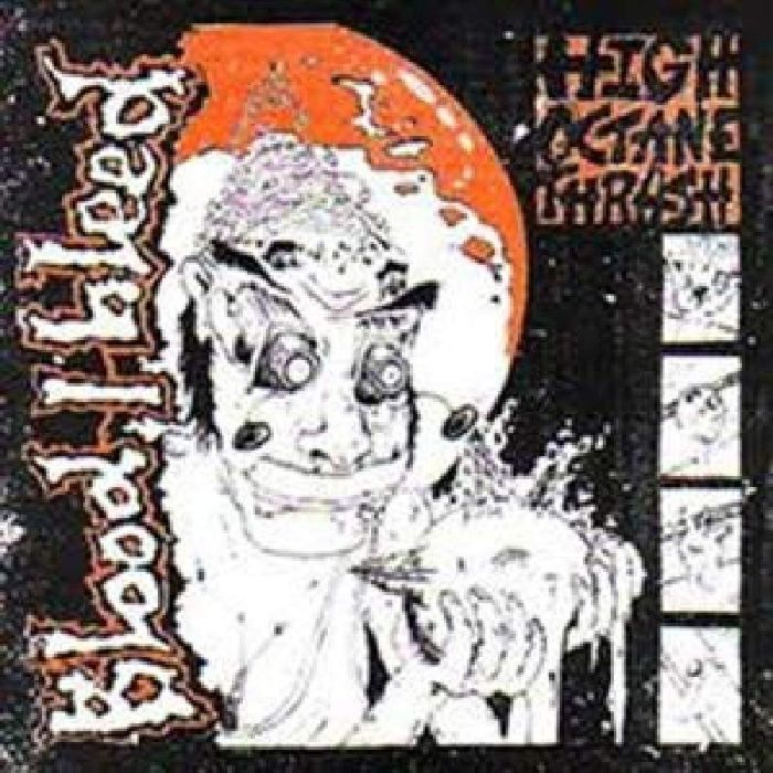 Blood I Bleed - High Octane Thrash - CD - 2nd Hand