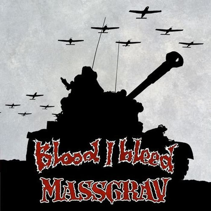 Blood I Bleed/Massgrav - Split - CD - 2nd Hand